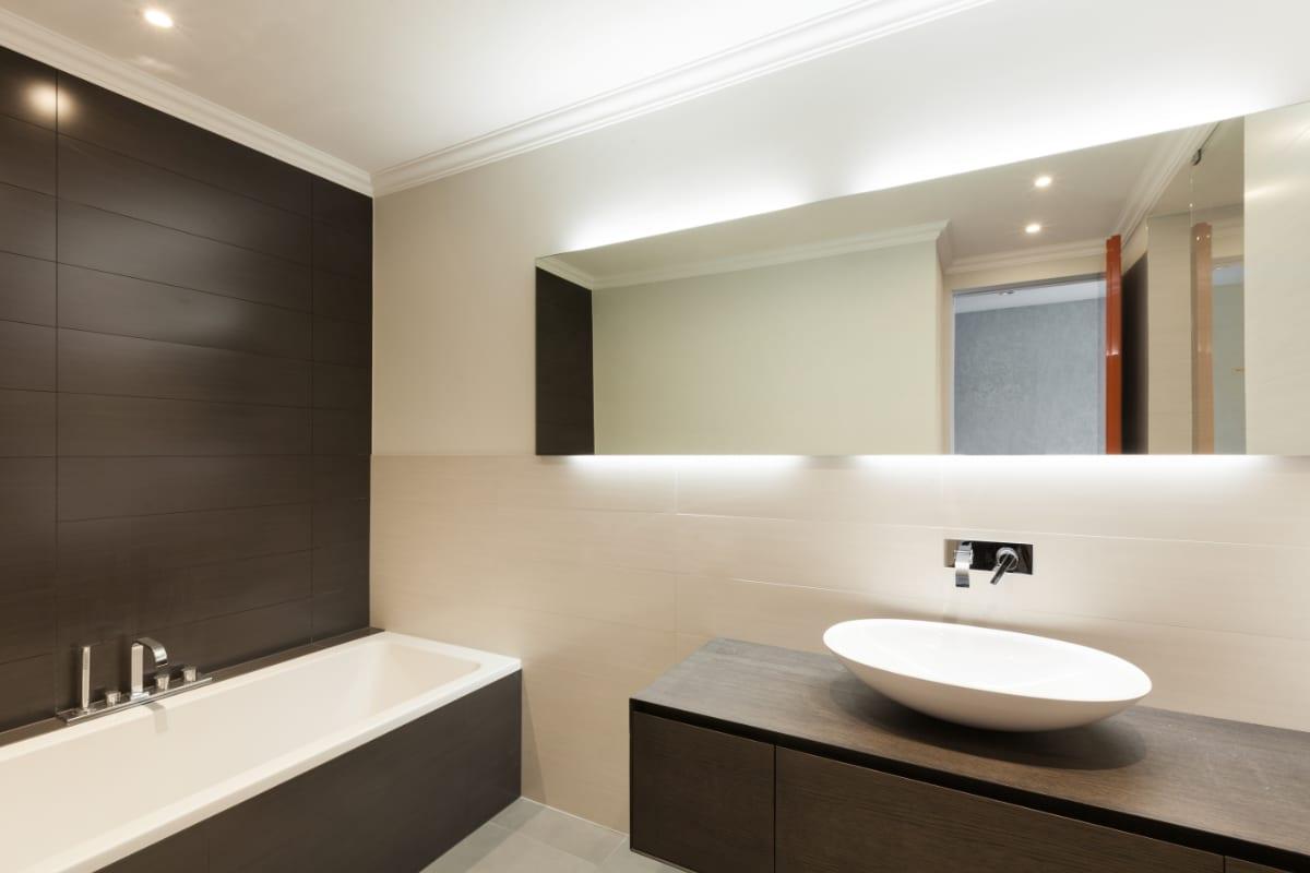 badkamerspiegel verlichting