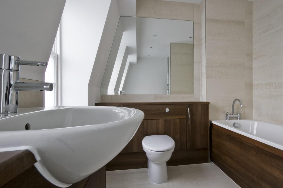 voorbeeld badkamerspiegel