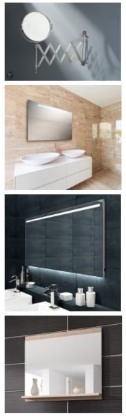 Badkamerspiegel - Verlichting in de badkamer